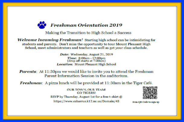 Free Transition Workshop In Concord >> Mount Pleasant High Homepage