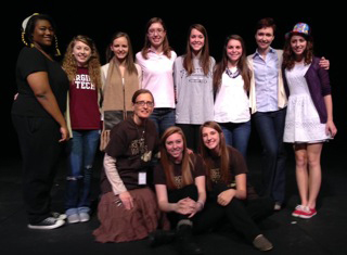 NCHS Theatre Class Advances to State Play Festival