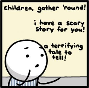 narrative horror essays
