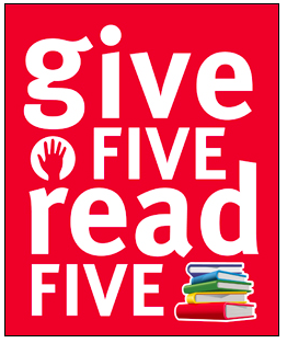 Give 5 Read 5