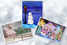 2014 Holiday eCard Winners