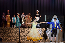 WHES Students Present Beauty & the Beast