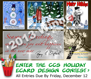 Enter the CCS Holiday eCard Design Contest