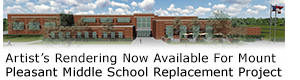 Mount Pleasant MS Artists Rendering Available