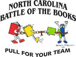 North Carolina Battle of the Books: Pull For Your Team